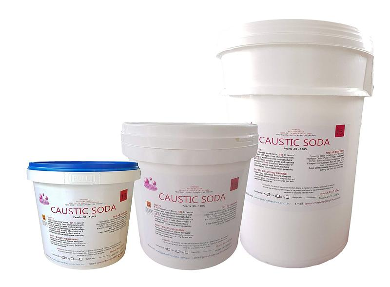 Caustic Soda Pearls Sodium Hydroxide Soda Lye Cleaning Soap Making