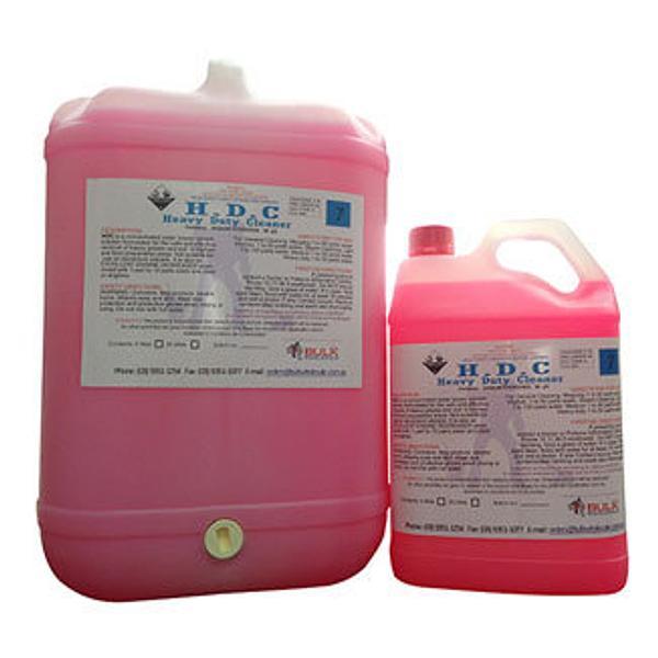 H D C Heavy Duty Solvent Based Alkaline Cleaner Hdc