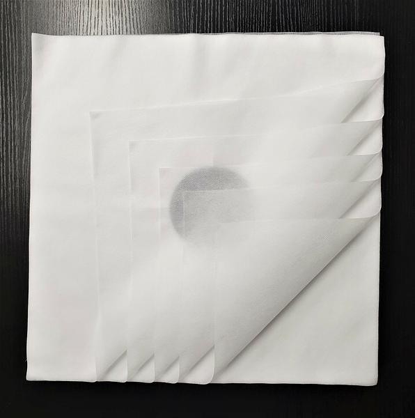 Disposable Spunlace Non Woven Fabric Face Sheet Cover